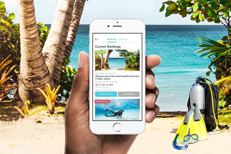 Deepblu launches 'Airbnb of diving' booking platform