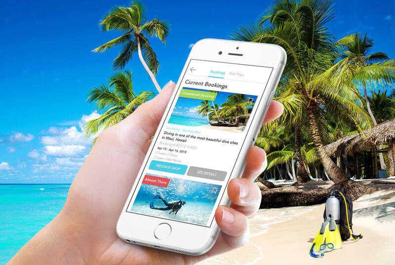 The 'Planet Deepblu' Platform Offers Enhanced Booking Services