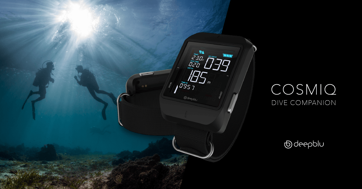 Dive Gear Review: COSMIQ by Deepblu – Underwater 360
