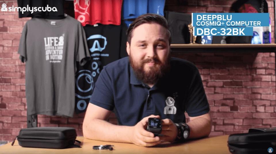 Deepblu COSMIQ+ – Simply Scuba